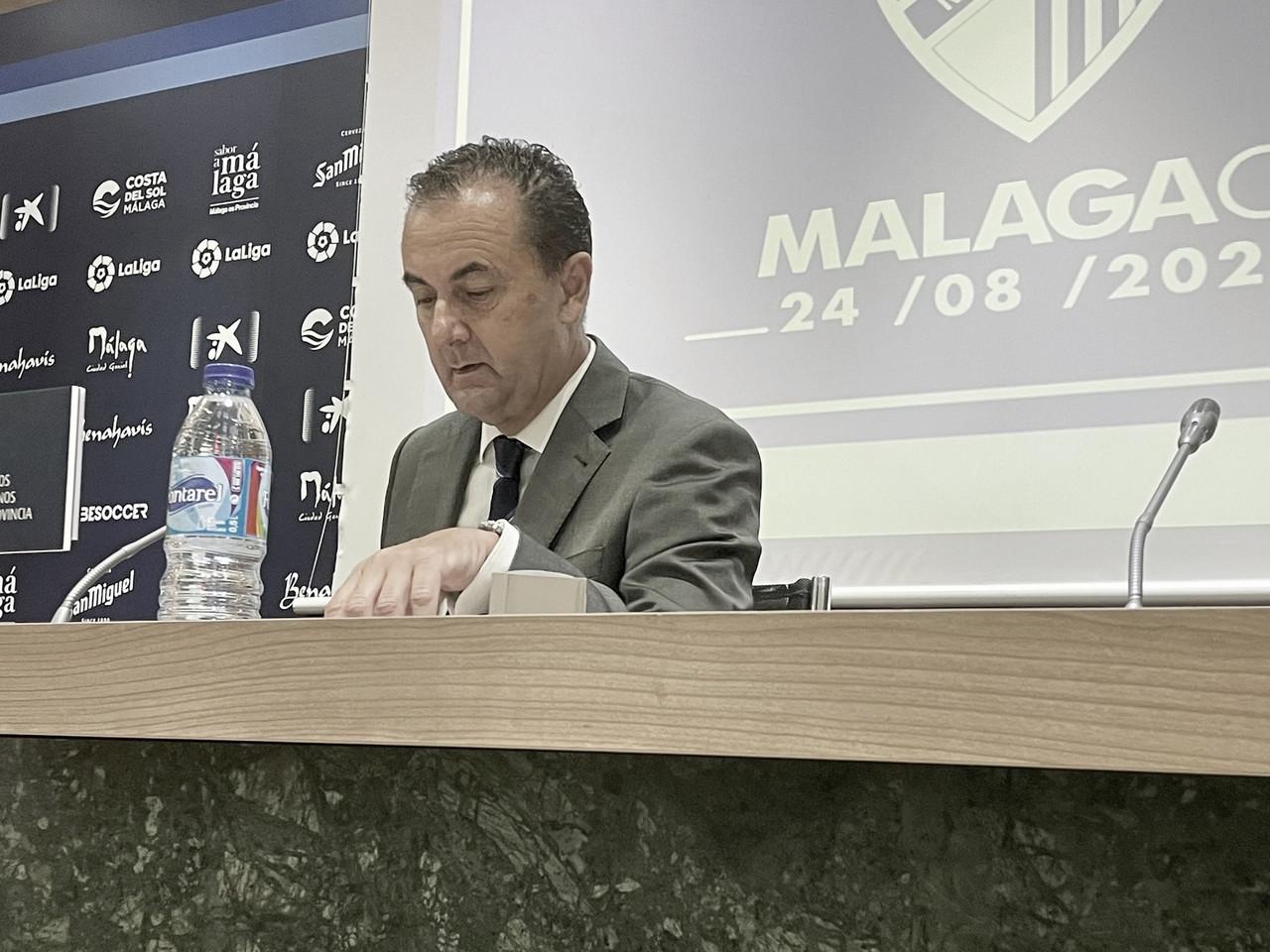 Lo más destacado de la Rueda de Prensa de José María Muñoz