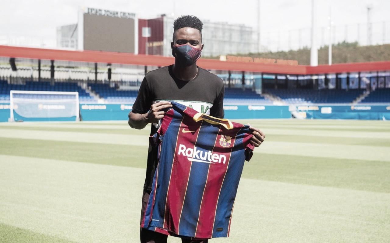 El Barça B ficha a Moussa Ndiaye