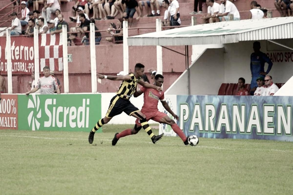 Presidente do Rio Branco denuncia suposto caso de manipulação de jogos no Campeonato Paranaense