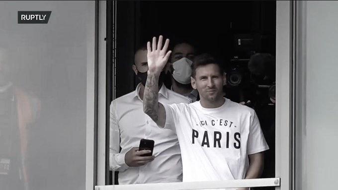 Contratação histórica: Paris Saint-Germain confirma chegada de Lionel Messi