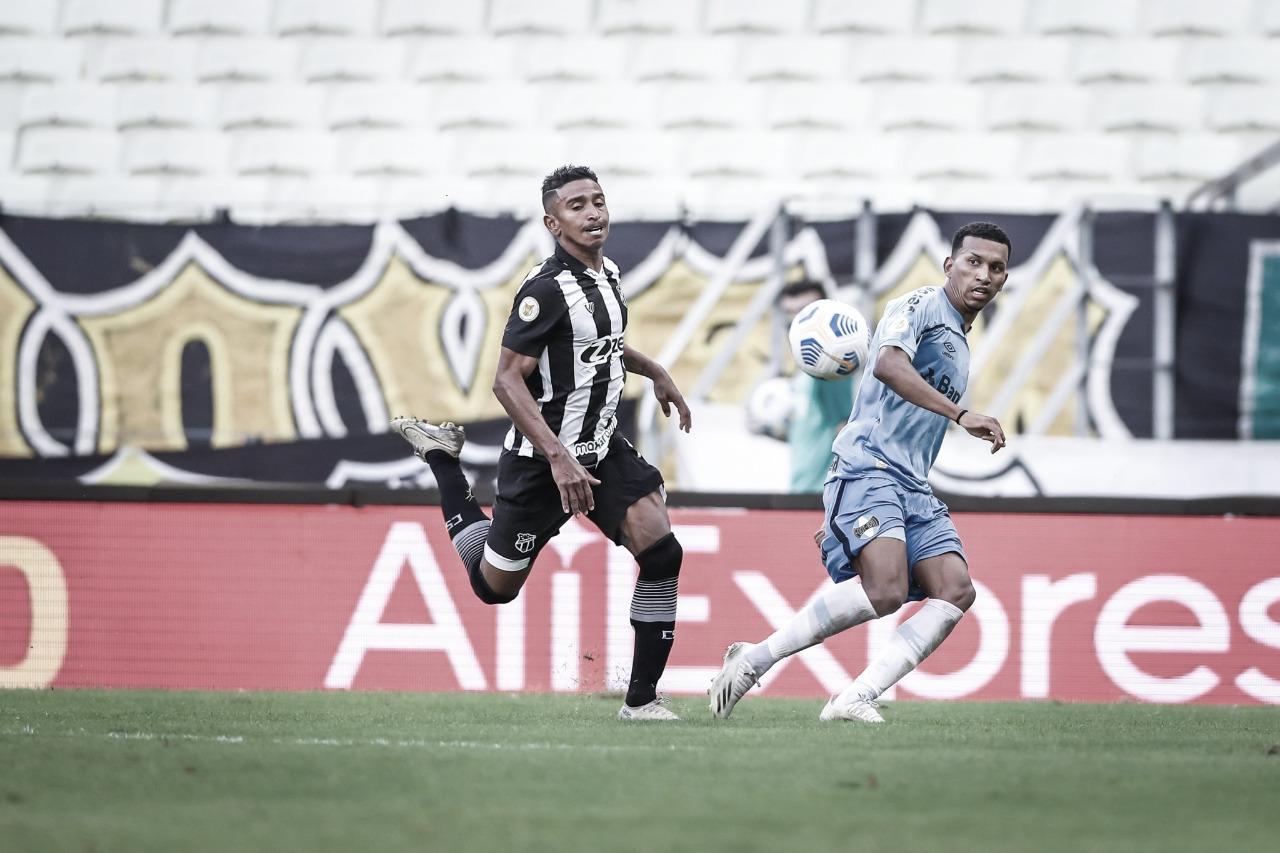 Gols e melhores momentos Grêmio x Ceará pelo Brasilierão 2021 (2-0)