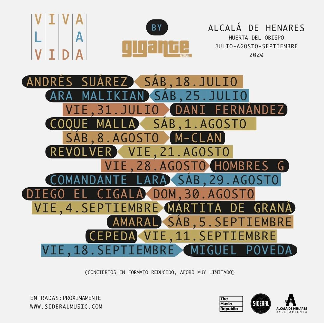 Viva la Vida llega a Alcalá de Henares