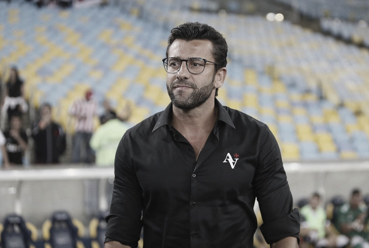 """Valentim lamenta derrota do Vasco e chances no fim: """"Não fizemos"""""""