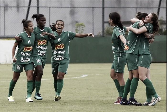 Rio Preto vira sobre Santos e conquista título do Campeonato Paulista Feminino 2017