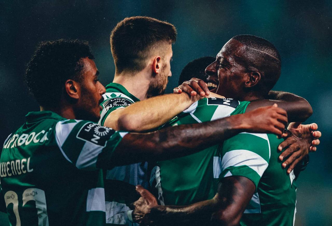 Sporting CP conquista o 3ºlugar