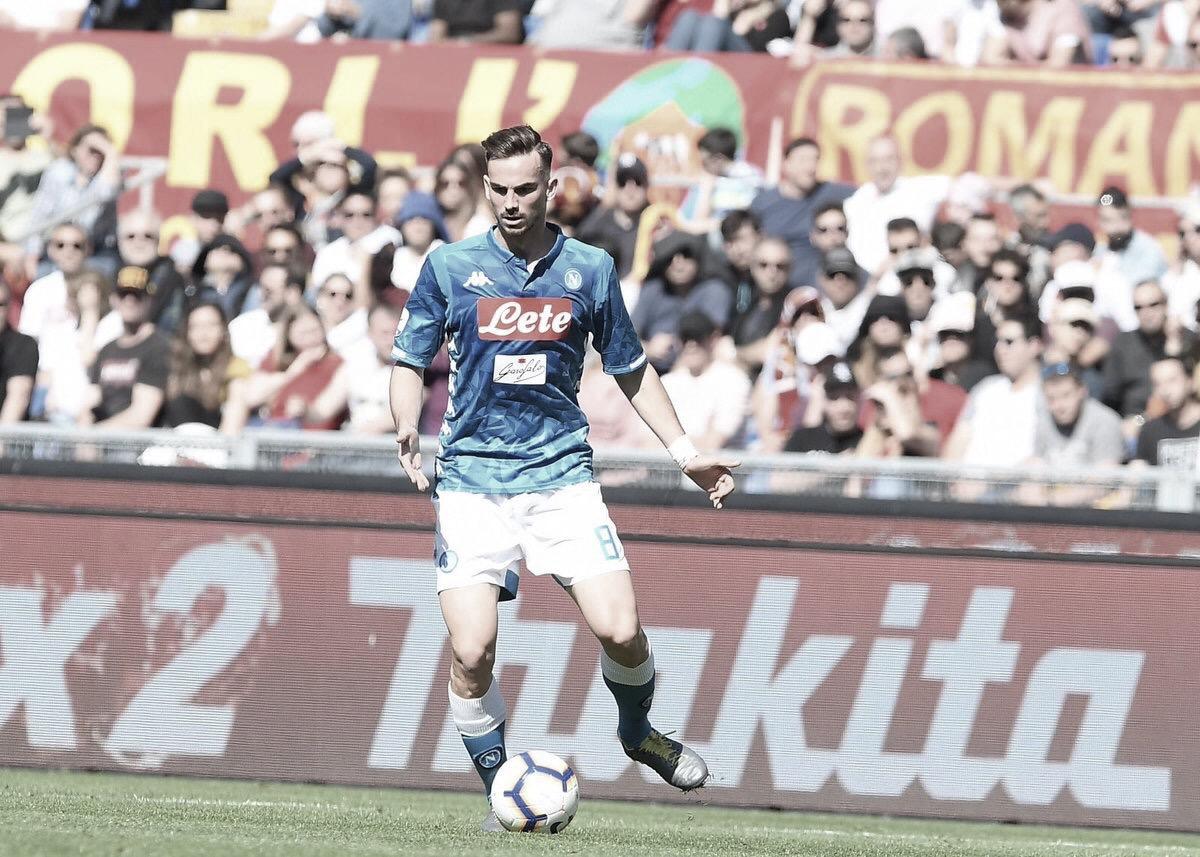 Com amplo domínio, Napoli passeia sobre a Roma pelo Campeonato Italiano