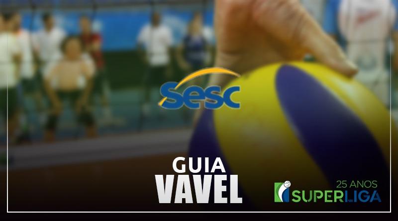 Guia VAVEL Superliga Feminina de vôlei 2018/19: Sesc RJ
