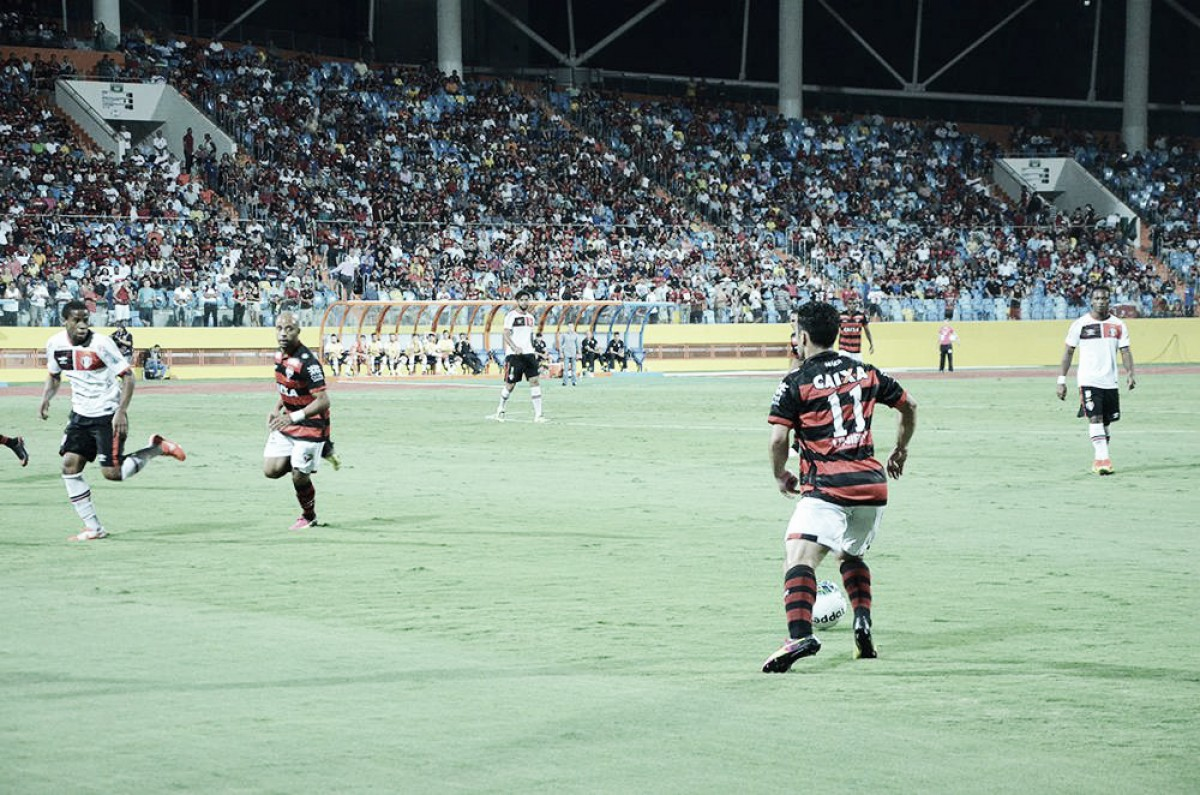 Atlético-GO vence Guarani em partida eletrizante