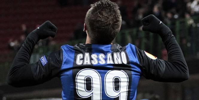 Cassano rejoint le FC Parme