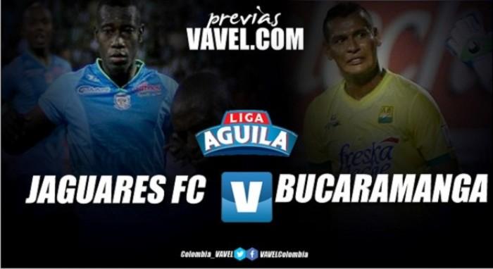 Jaguares vs. Atlético Bucaramanga: duelo de felinos para acercarse a la clasificación