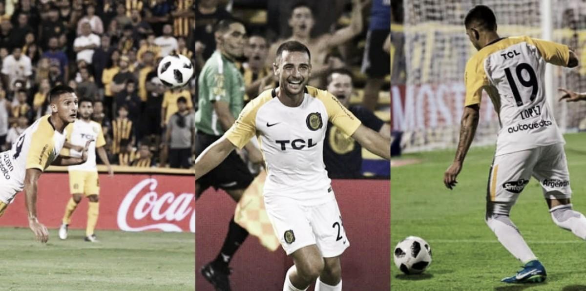 Central hizo debutar nueve futbolistas categoría 97