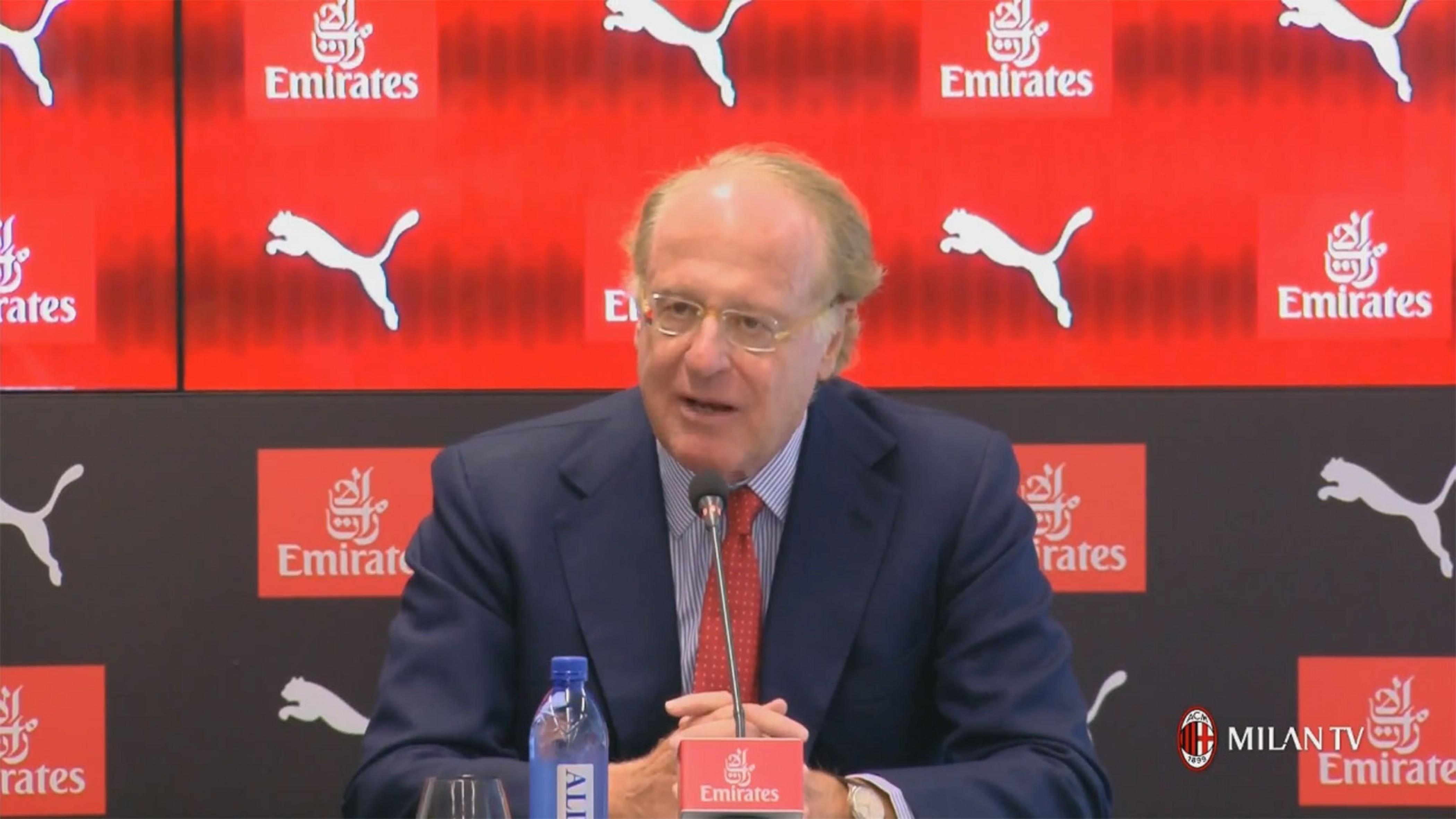 Milan, lunga intervista a Scaroni: da Elliott, alla Uefa fino agli obbiettivi per quest'anno