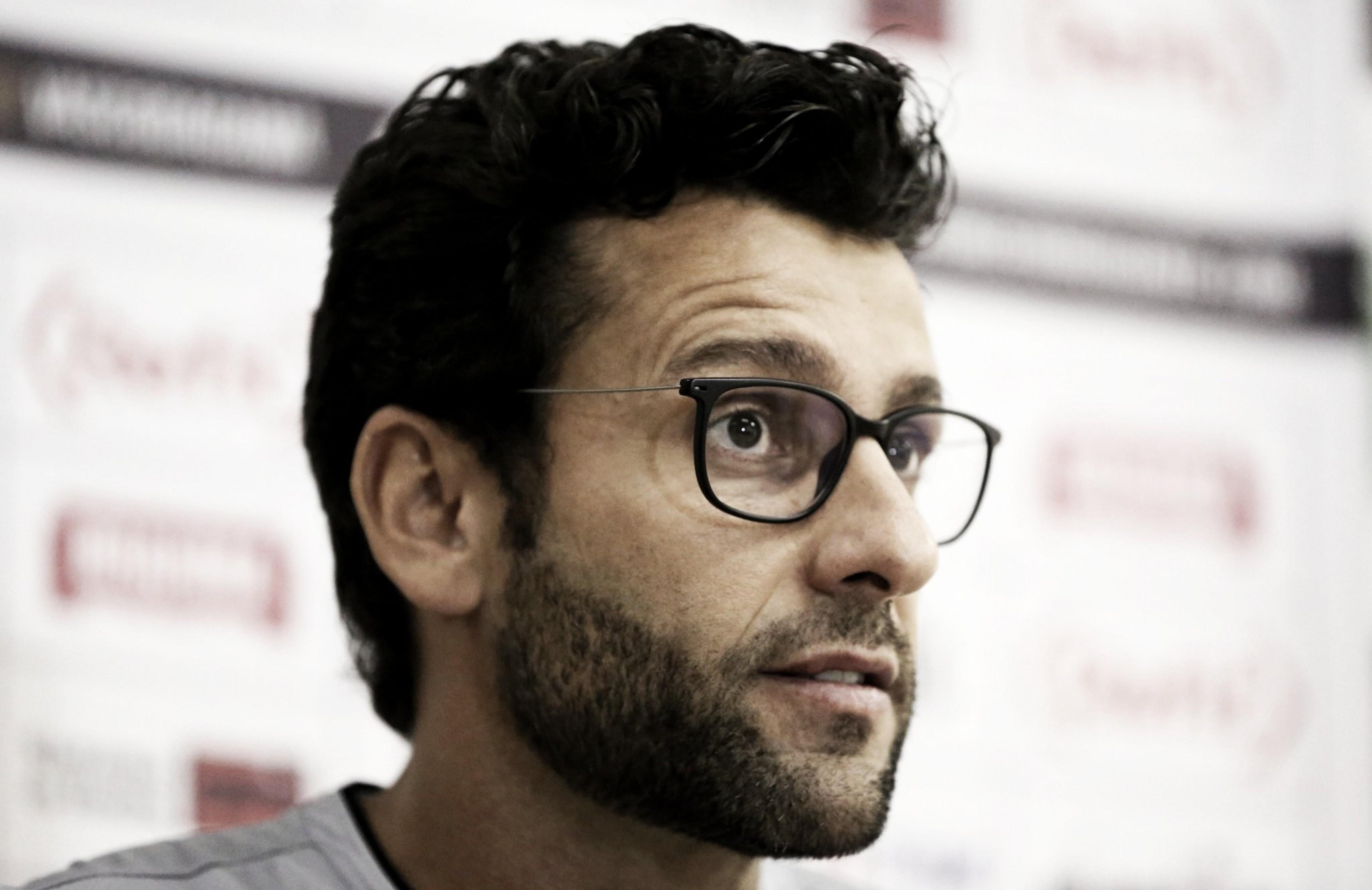 Valentim lamenta empate contra Flamengo e quer acabar com jejum de vitórias do Vasco