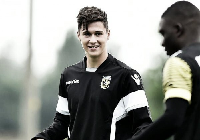 Danilo Pantic demands Chelsea return after Vitesse loan