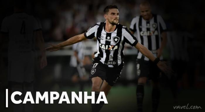 Campanha: desconfiança na pré-Libertadores e afirmação na fase de grupos