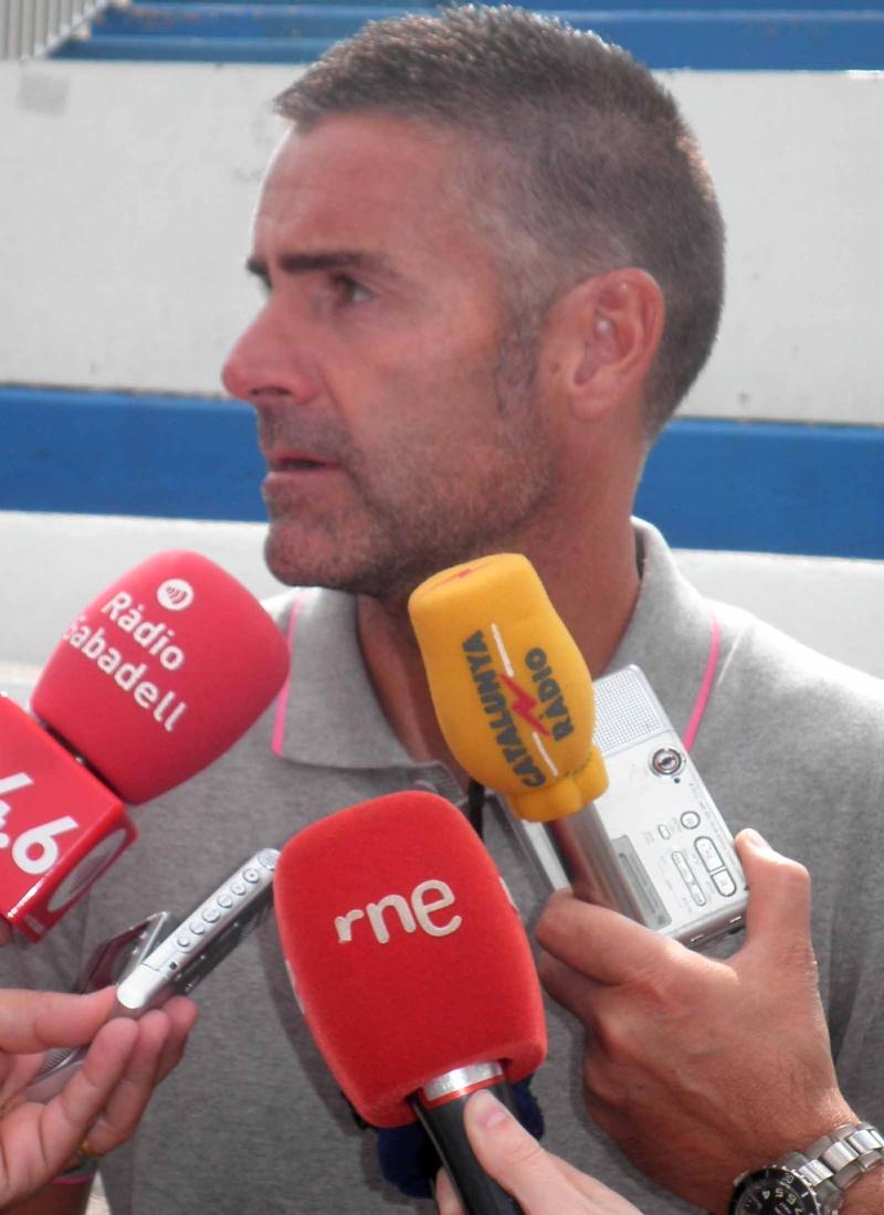 Lluís Carreras vuelve al Mini Estadi