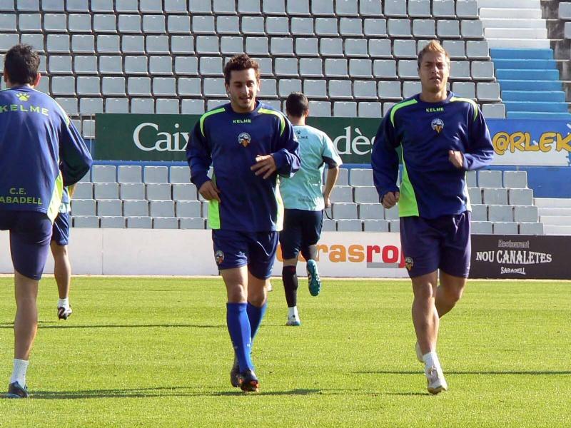 El CE Sabadell incorpora a Fran Piera