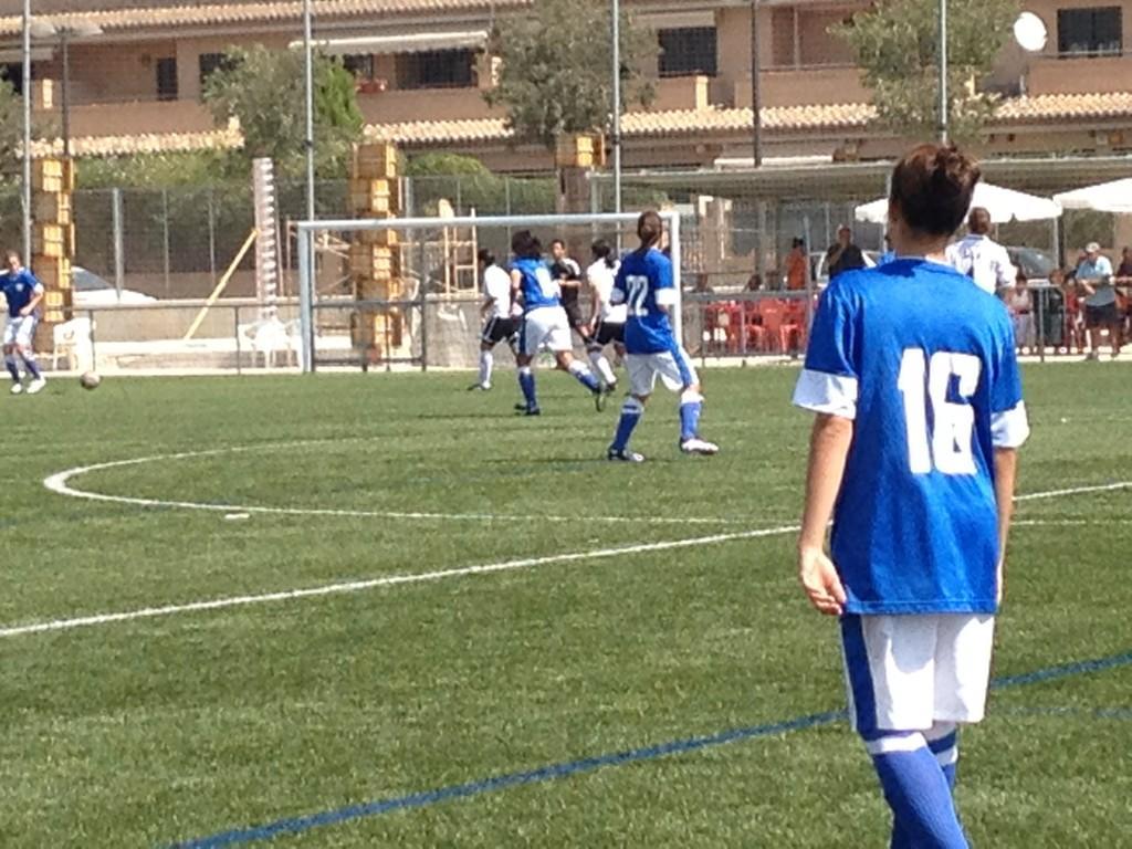 Empate agridulce en Beniferri entre el VCF Femenino y el CD Sant Gabriel
