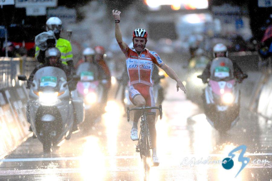 'Purito' remata el año ganando en Lombardía