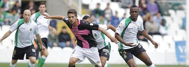 Lanzarote da la victoria al Sabadell en Santander