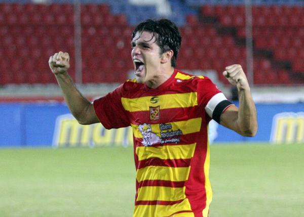 DANZ Liquido en el minuto 90 al Zulia FC