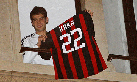 Kaká, o Milan, a idolatria e o dinheiro: Il Bambino d'oro ainda vale ouro?