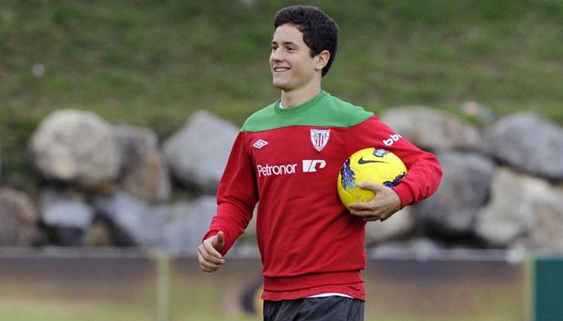 """Ander Herrera: """"El Athletic está por encima de todo"""""""