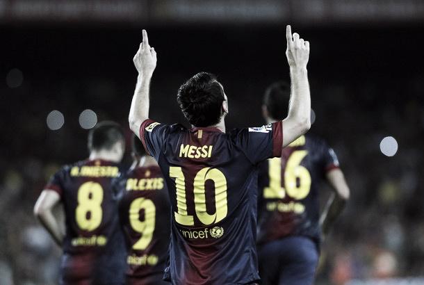 El Barcelona gana el primer asalto ante el Real Madrid en el Camp Nou