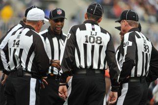 La NFL y los arbitros se distancian