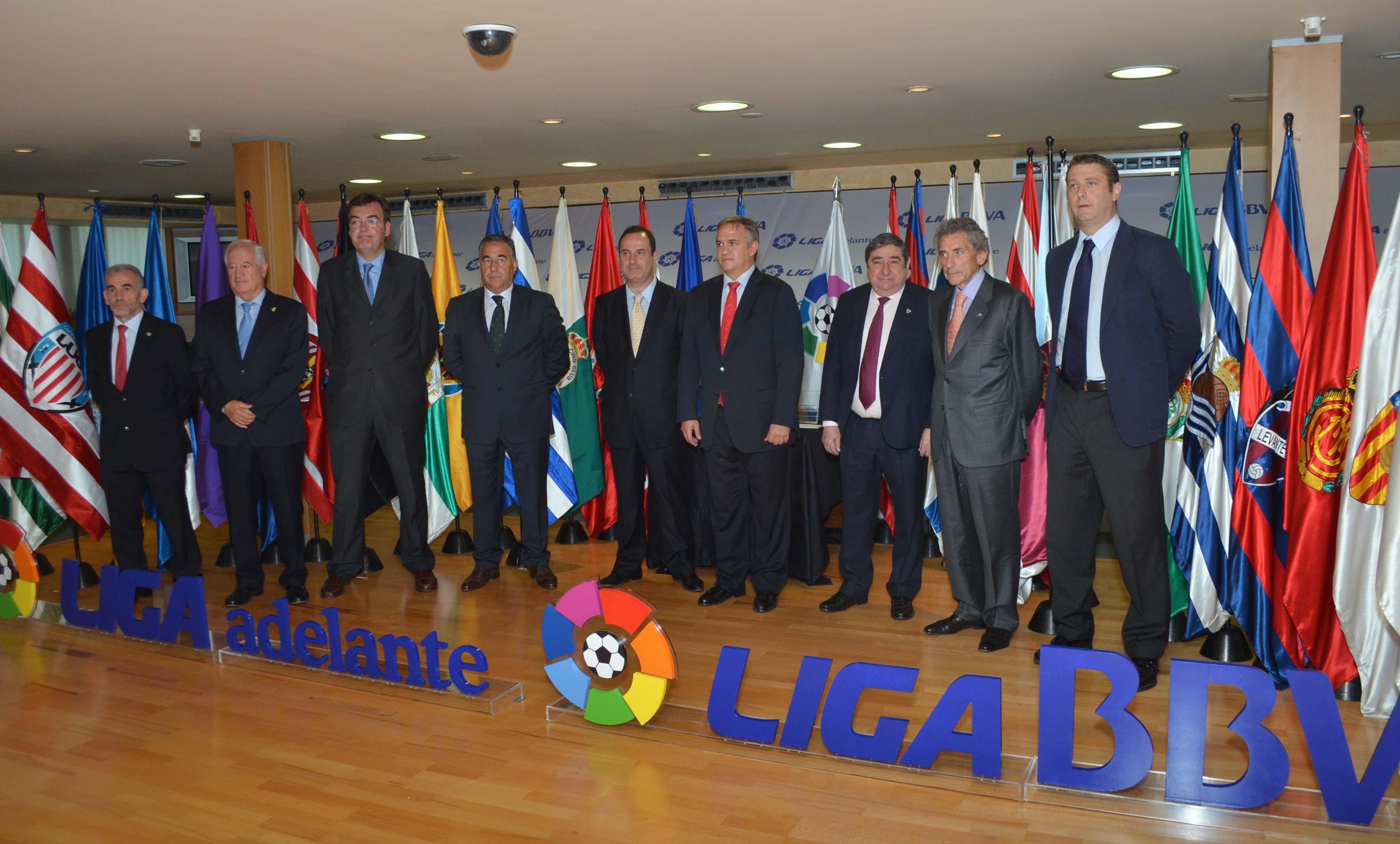 La Fédération Espagnole de Football dans la tourmente