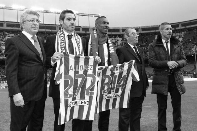 La maldición del brazalete de capitán del Atlético de Madrid