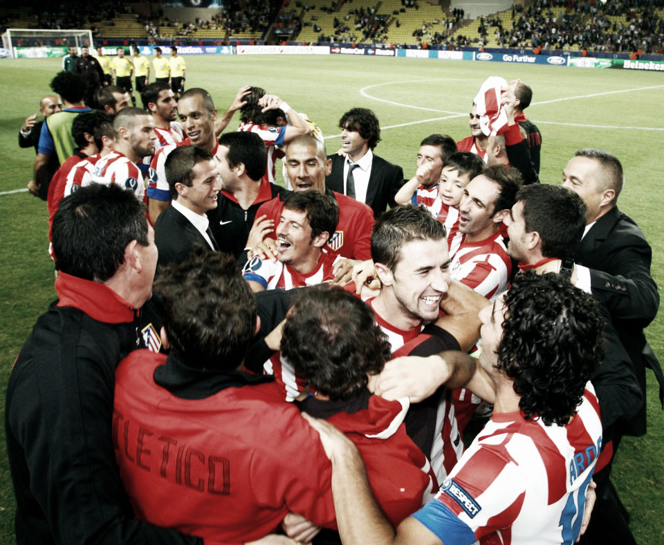 Un Atlético de Madrid de récords
