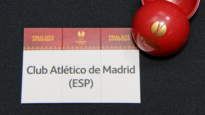 El Atlético de Madrid se medirá contra el Rubin Kazan en la Europa League