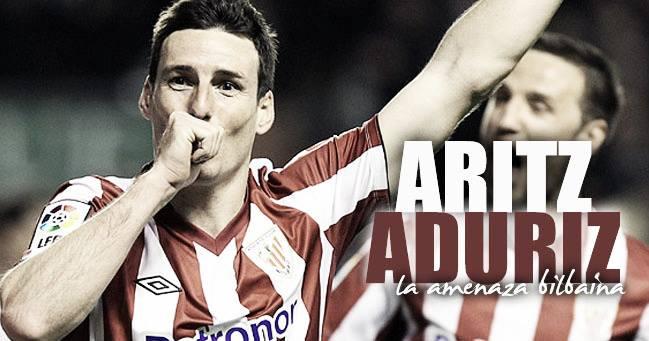 Mi Nuevo Idolo : Aritz Aduriz