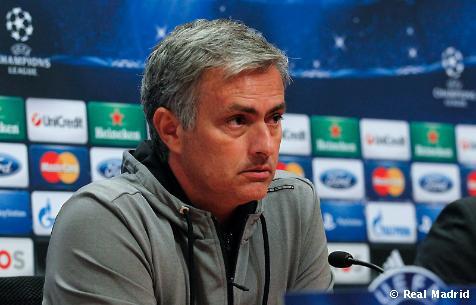 """Mourinho: """"Durante 75 minutos me ha gustado muchísimo mi equipo"""""""