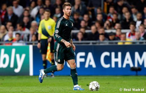 """Sergio Ramos: """"Hay que seguir en esta dinámica, sumando en Liga y Champions"""""""