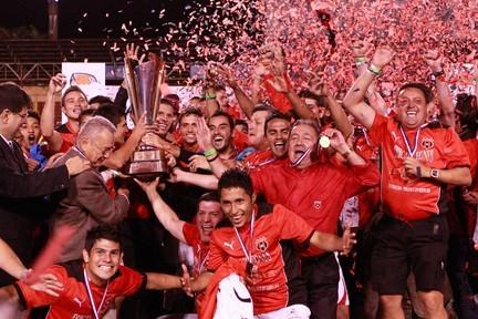 Final cerrada y emocionante, Alajuelense es el campeón tico
