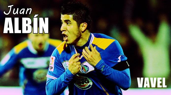 Yo jugué en el Getafe: Juan Albín
