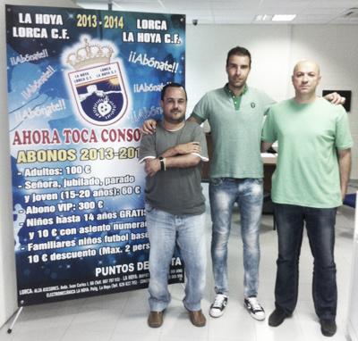 Alberto Cifuentes, nuevo portero de La Hoya Lorca