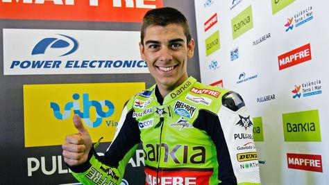 Alberto Moncayo  reemplazará a  Iván Moreno en el GP de Indianápolis