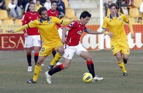 Sergio Mora mantiene al Alcorcón tercero