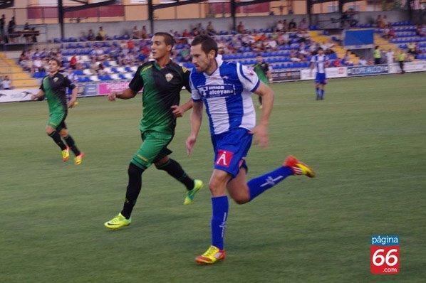 El Elche empata en El Collao ante el Alcoyano (1-1)