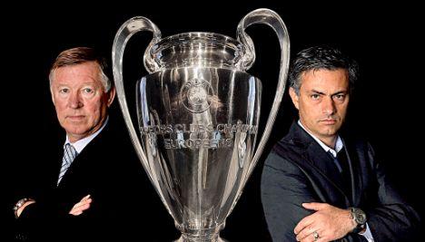 """Ferguson: """"Es una gran oportunidad de volver a ver a Cristiano y reencontrarme con Mourinho"""""""
