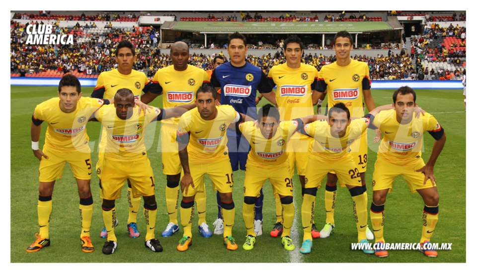 #GuíaVAVELClausura2013: Club América