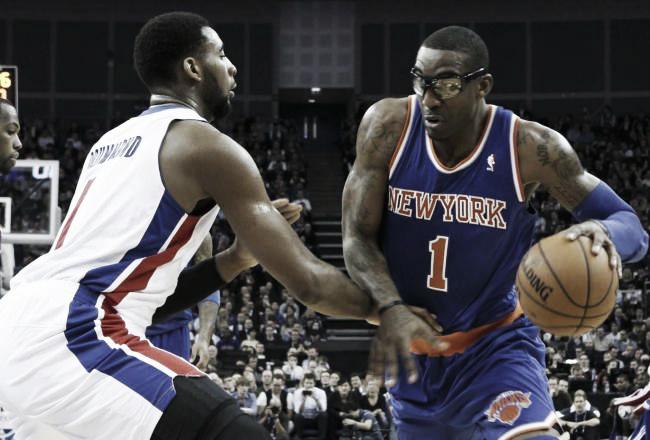 Detroit Pistons - New York Knicks, así lo vivimos