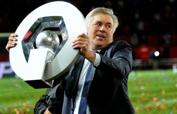 L'aventure parisienne n'aura duré qu'une saison et demi pour Carlo Ancelotti