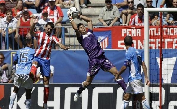 Atlético quer Andrés Fernandez para 2013/14
