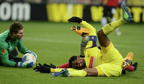 El Hannover sucumbe ante la seriedad del Anzhi