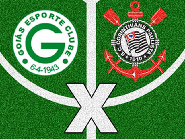 Goiás recebe um desfalcado Corinthians no Serra Dourada