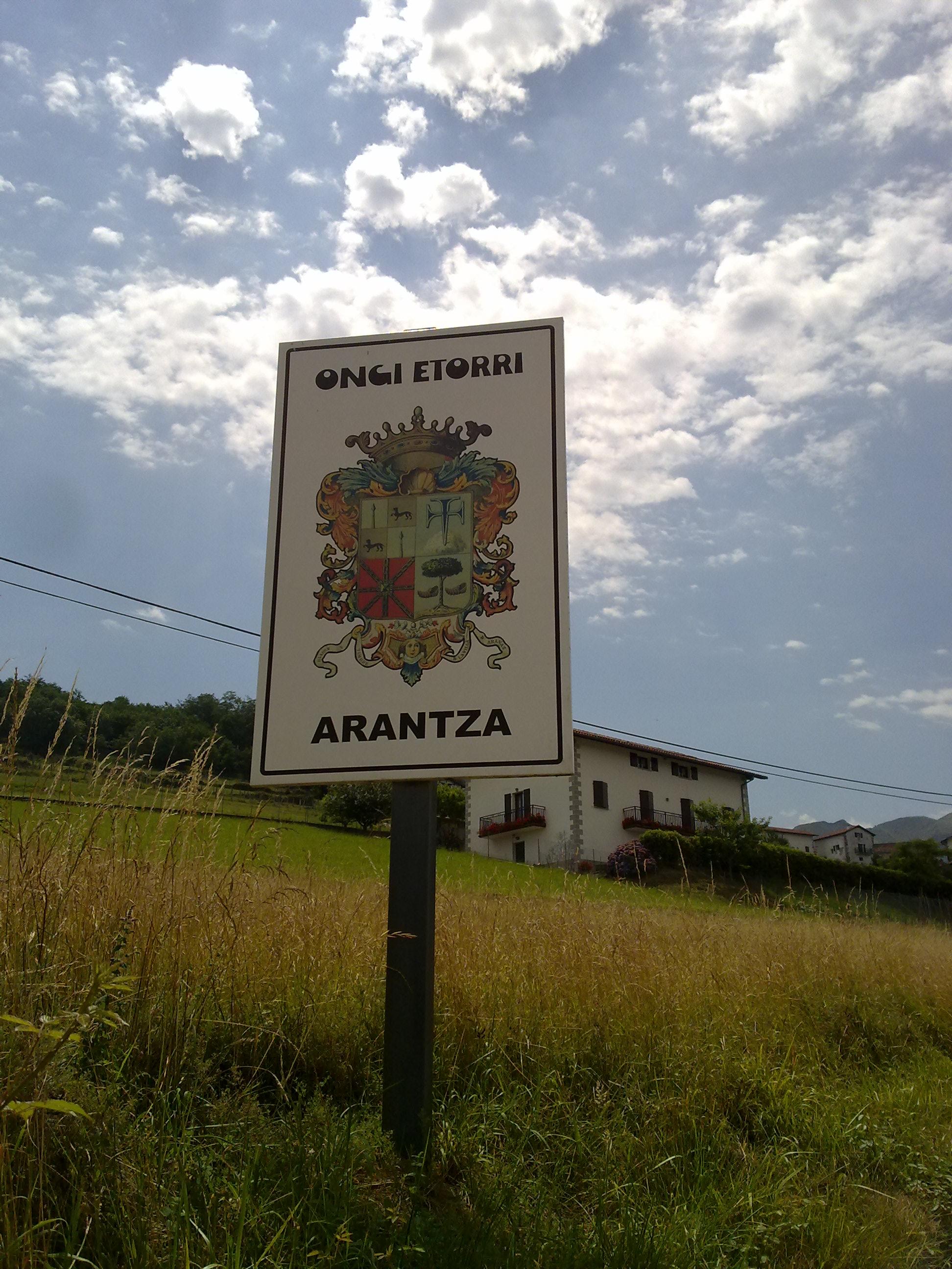 Arantza, Navarra